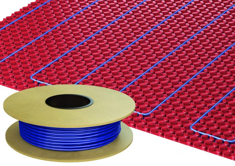 The Fastest To Install Electric Underfloor Heating System
