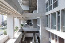 UTEC by Grafton Architects with Shell Arquitectos. Photo by Iwan Baan