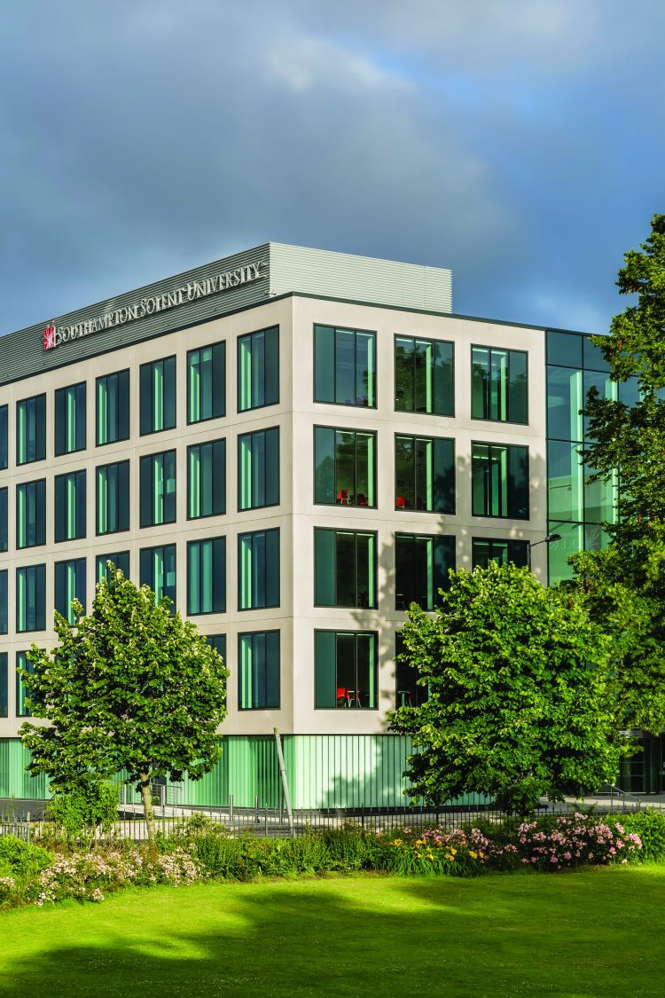 Building  Southampton University Address