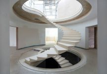 Formby Helical Stair – Formby, UK - Webb Yates Engineers