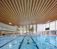 Grandview Heights Aquatic Centre – Surrey, Canada - Fast + Epp. Credit Ema Peter