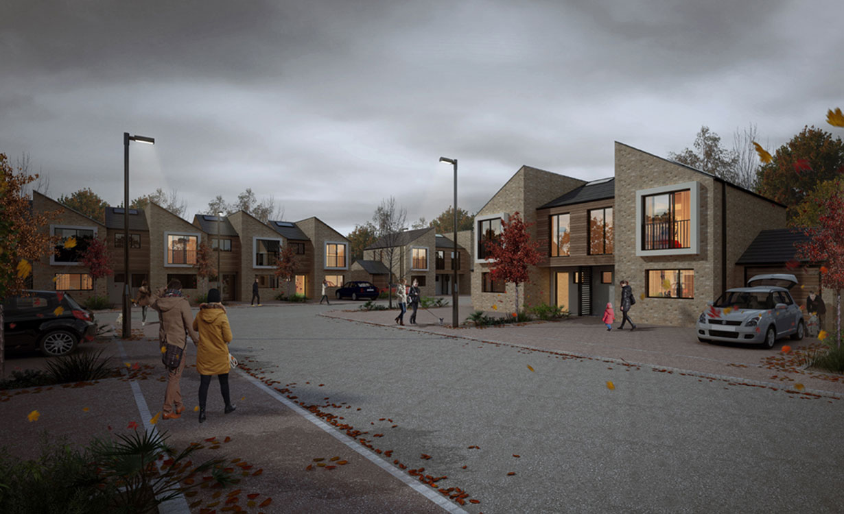 taylor wimpey and riba shortlisted designs for houses of