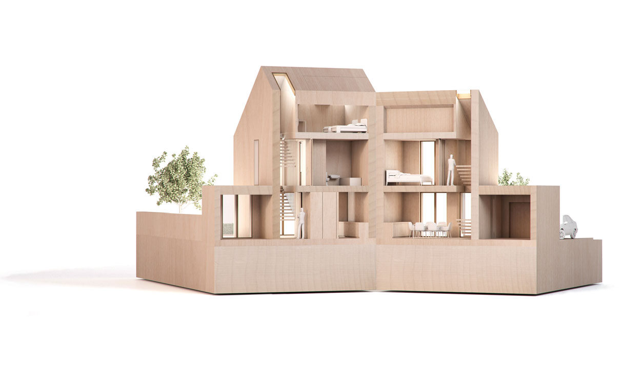 Taylor Wimpey and RIBA shortlisted designs for Houses Of The Future ...