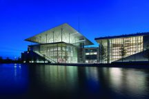 Stavros Niarchos Foundation Cultural Centre – Athens, Greece - Expedition Engineering. Credit Yiorgis Yerolymbos
