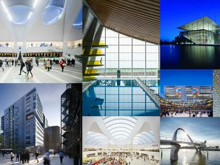 A selection of the winners at the Structural Awards 2016