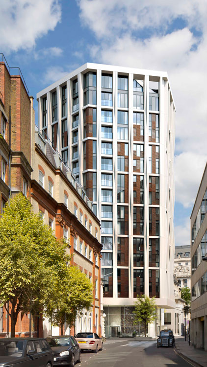 Bnp paribas real estate launches hexagon apartments its first residential scheme in london - Bnp paribas birmingham office ...