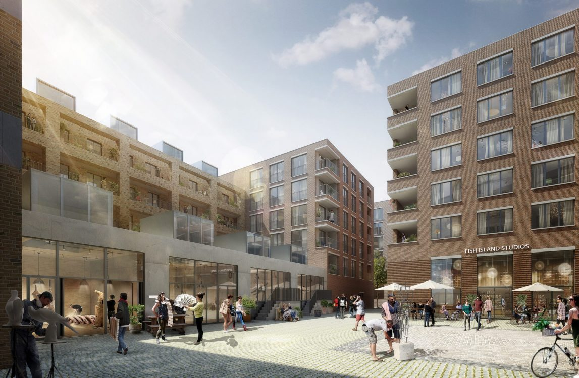 Peabody and Haworth Tompkins granted permission for new ...
