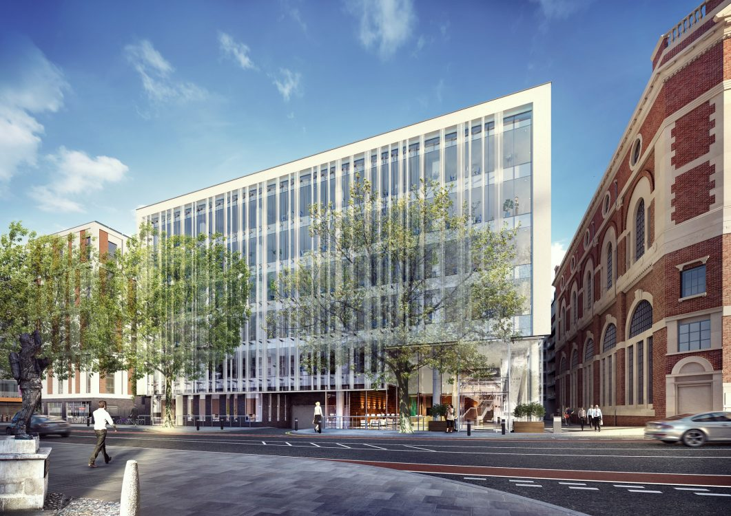 Bristol's Only Speculative Office Building Clinches Rare