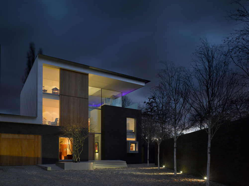 Thompson Baroni Design Peaceful Pair Of Houses In