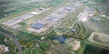 Heathrow Airport Expansion – Credit: Heathrow Airport
