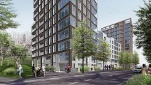 Swan Housing Association announces C.F. Møller's appointment as architects for Phase 3 of Blackwall Reach Regeneration