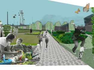 YOU&ME Architecture revealed as winners of LFA Silvertown Flyover design competition