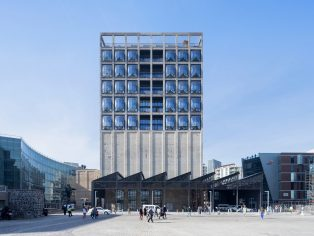 Zeitz MOCAA by Heatherwick Studio. Photo © Iwan Baan