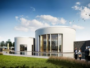 Benchmark Architects' Huntingdon Crematorium
