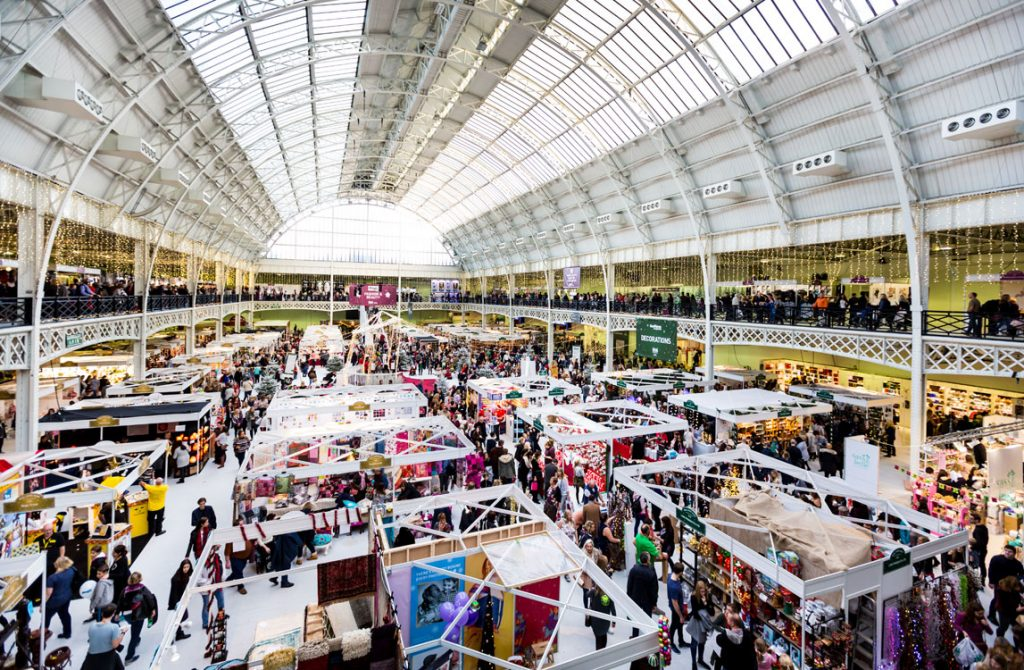 Tickets On Sale Now For The Ideal Home Show At Christmas 2017 Netmagmedia Ltd
