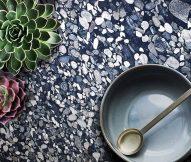 Black and White Marinace Granite from Gerald Culliford Ltd.