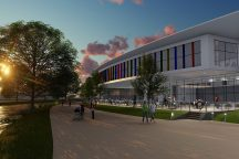 A new £21.6 million leisure centre planned for Chelmsford will mirror its serene surroundings by the River Chelmer as architects Pick Everard have used eco-friendly and aesthetically pleasing design features.