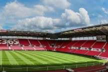 bf904a23c New Stoke City FC stand completed in time for new season 16/08/2017