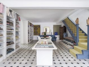 Internationally acclaimed design studio, Vanderhurd, has expanded and refurbished its showroom in order to house an ever growing collection of bespoke rugs, carpets and textiles.