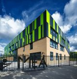 Durie Building, the £12-million new-build extension project at Wythenshawe's Manchester Enterprise Academy, is now complete and ready for students. Designed by Pozzoni Architecture, work on the three-storey development, which sits adjacent to the school's existing building, started in September 2016 and provides 3,834m2 of new teaching facilities to accommodate the academy's growing pupil numbers.