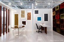 Vicaima MATCH product on walls, furniture and decorative pillars