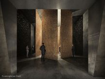 Contemplation Court © Adjaye Associates and Ron Arad Architects