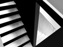 Picfair 'Elements of Design' Competition winner for 'Elements of Home' - Catherine Hart, Stairwell in Barcelona