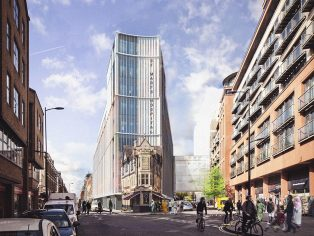 Westminster City Council has resolved to grant permission for the New Outpatients Building at St Mary's Hospital in Paddington designed by Feilden Clegg Bradley Studios