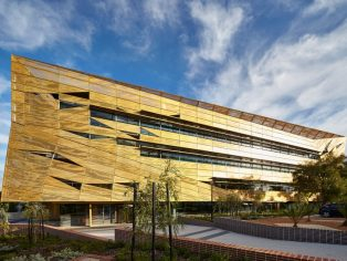 Edith Cowan University, Australia. Photo: Peter Bennetts and Rob Ramsay