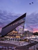 Completed Buildings Sport: HKS, U.S. Bank Stadium