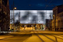 Completed Buildings Transport: Gruntuch Ernst Architects, Transformation Chemnitz Central Station