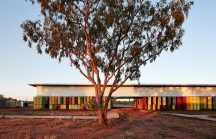 Best Use Of Colour: Fitzroy Crossing Renal Hostel by Iredale Pederson Hook Architects