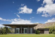 Completed Buildings Villa: Irving Smith Architects , Bach with Two Roofs