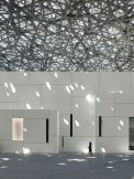 Interior view 1 © Louvre Abu Dhabi – Photography Roland Halbe