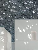 Rain of light © Louvre Abu Dhabi - Photography Roland Halbe