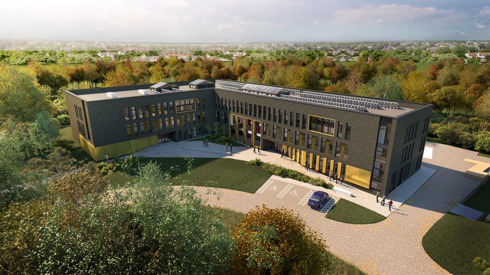 Bond Bryan Architects University of Kent Economics Building 1