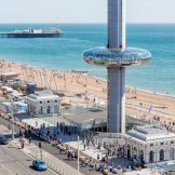 British Airways i360 - 2017 Structural Supreme Award and Award for Tall or Slender Structures © Jacobs
