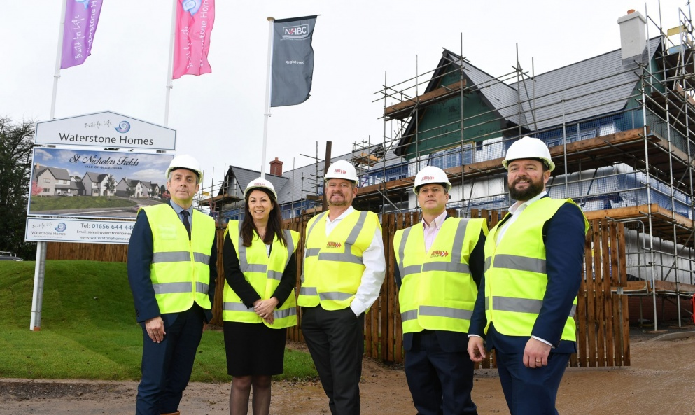 Welsh property business receives multi-million-pound