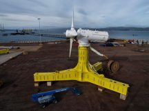MeyGen Phase 1A - 2017 Structural Award for Structures in Extreme Conditions © Robert Bird Group