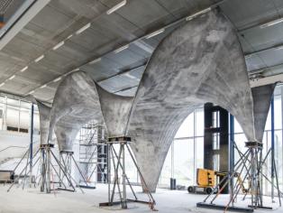 ultra thin concrete