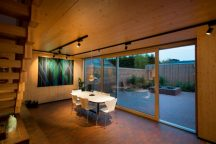 Wood Awards 2017 Private category winner: Hampshire Passivhaus by Ruth Butler Architects