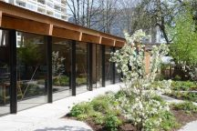 Wood Awards 2017 Small Project category winner: Waterloo City Farm by Feilden Fowles Architects