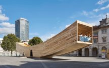 Wood Awards 2017 Structural Award category winner: The Smile by Alison Brooks Architects