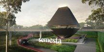 Future Projects Health: Desa Semesta by Magi Design Studio
