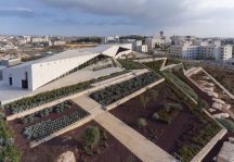 Completed Buildings Culture: Heneghan Peng Architects, The Palestinian Museum, Birzeit, Palestine
