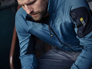 e16c8e3f Snickers new body-mapping micro fleece jacket | netMAGmedia Ltd
