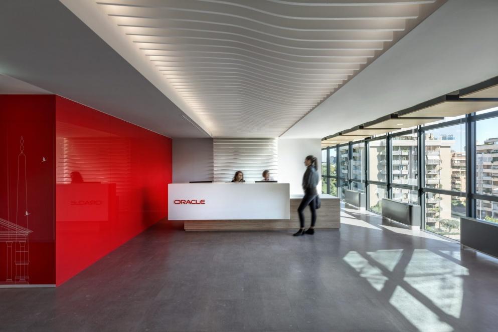 the new oracle italia headquarters in rome netmagmedia ltd