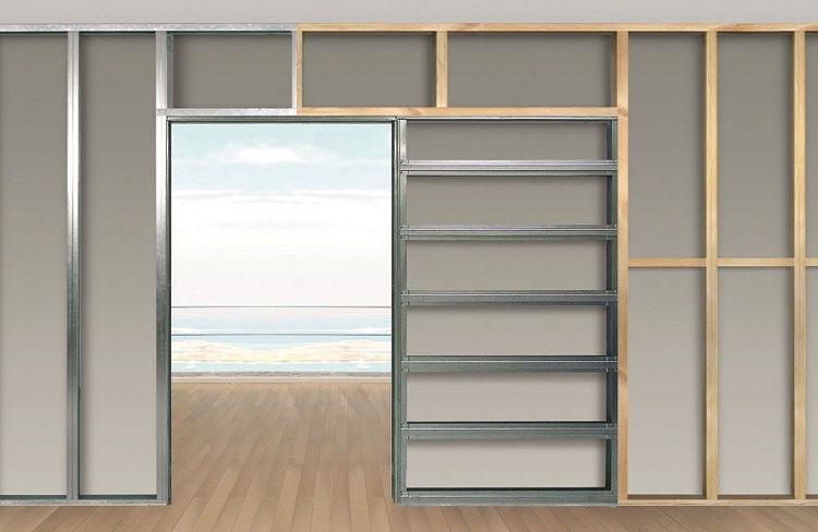 Eclisse Pocket Door Systems Are Chosen By Builders And