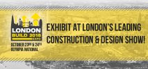 HBD 2018 – London Build Expo