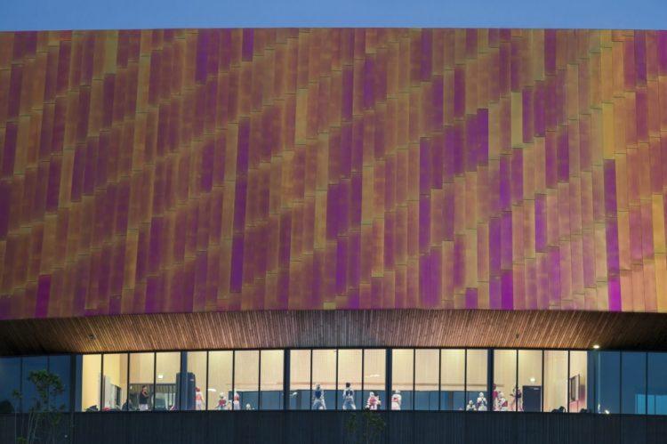 Sportcampus Zuiderpark The Hague Netherlands